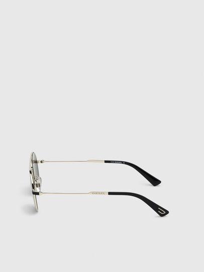 Diesel - DL0301, Schwarz/Gold - Sonnenbrille - Image 3