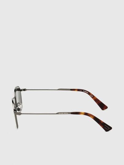 Diesel - DL0307, Grau - Sonnenbrille - Image 3