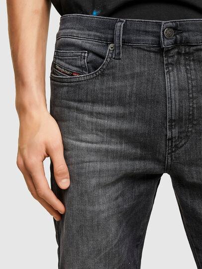 Diesel - D-REEFT JoggJeans® 009SU, Schwarz/Dunkelgrau - Jeans - Image 3