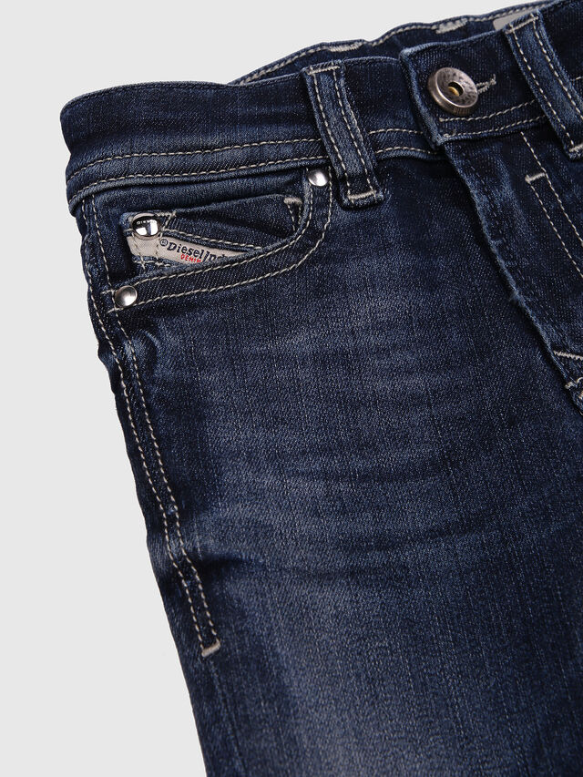Diesel - SLEENKER-B-N, Jeansblau - Jeans - Image 4