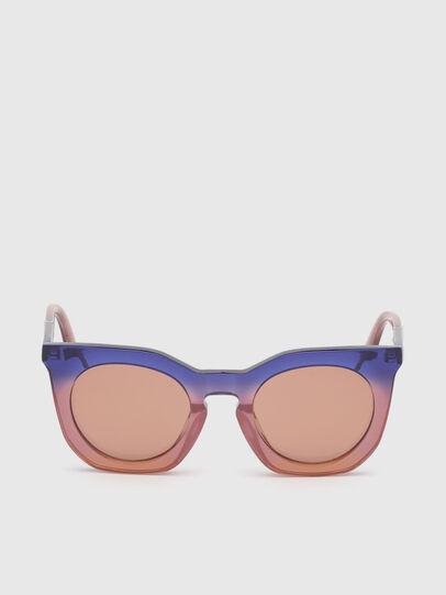 Diesel - DL0283, Violett - Sonnenbrille - Image 1