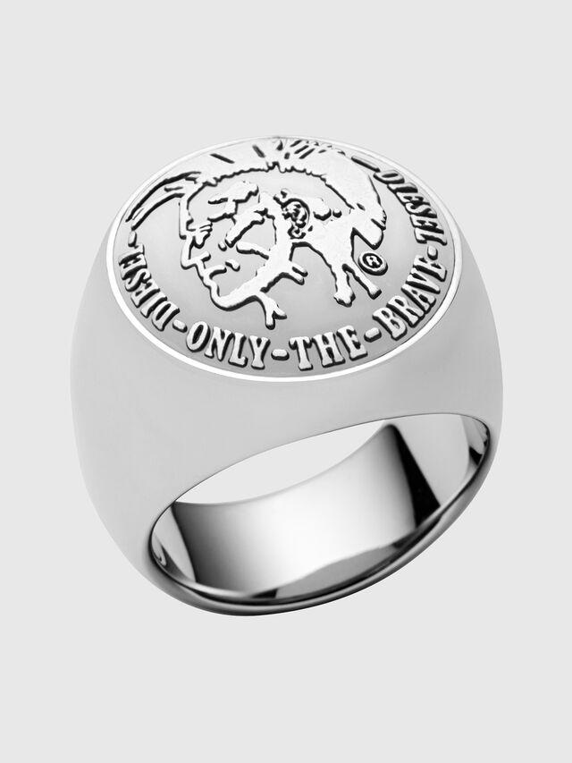RING DX0693, Silber