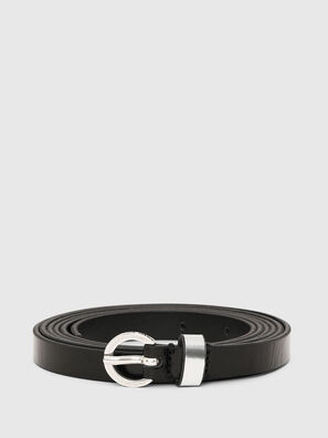 B-EVER, Schwarz - Gürtel