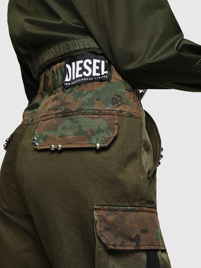 Diesel - P-THENA-A, Camouflagegrün - Hosen - Image 2