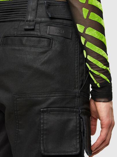 Diesel - D-Kiki JoggJeans® 069TU, Dunkelblau - Jeans - Image 5