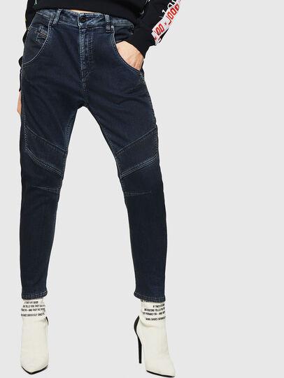 Diesel - Fayza JoggJeans 069HY, Dunkelblau - Jeans - Image 1