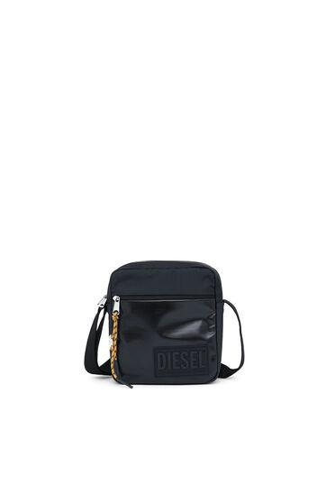 Crossbody-Tasche aus Ripstop mit beschichteten Taschen
