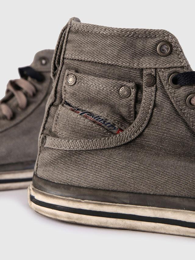 Diesel - EXPOSURE IV W, Jeansgrau - Sneakers - Image 5