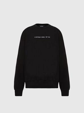 S-BIAY-COPY, Schwarz - Sweatshirts