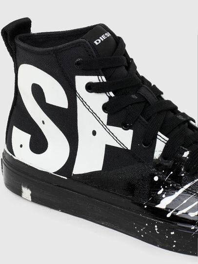 Diesel - S-ASTICO MC, Schwarz/Weiss - Sneakers - Image 4