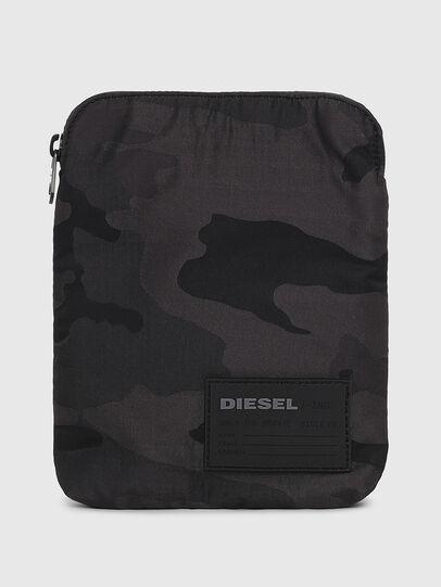 Diesel - F-DISCOVER CROSS, Schwarz - Schultertaschen - Image 1