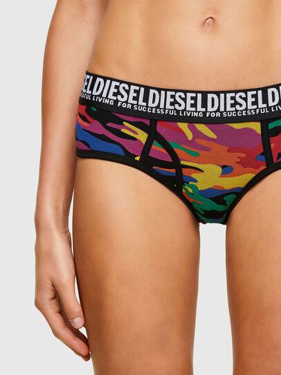 Diesel - UFPN-OXY-THREEPACK, Schwarz/Rot - Panties - Image 4