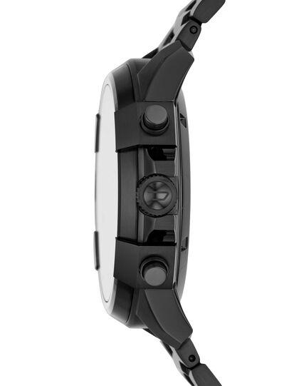 Diesel - DT2007, Schwarz - Smartwatches - Image 4