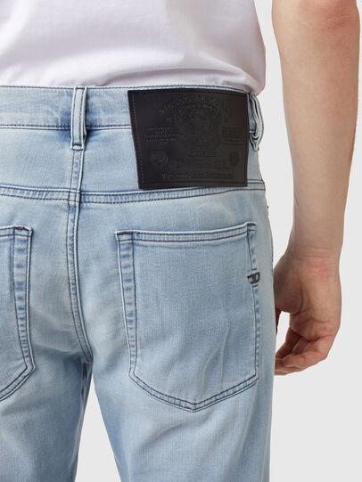 Diesel - D-Amny JoggJeans® Z69VL, Hellblau - Jeans - Image 4