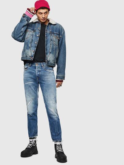 Diesel - Mharky 0078B, Hellblau - Jeans - Image 6