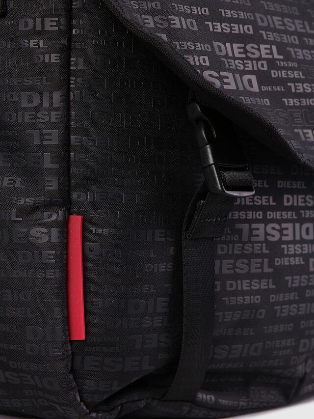 Diesel - F-DISCOVER MESSENGER, Schwarz/ Rot - Schultertaschen - Image 5