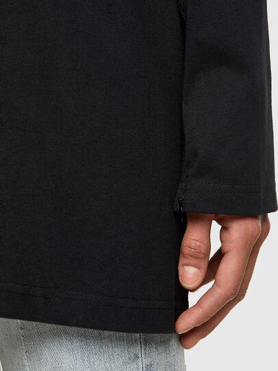 Diesel - T-MIST-E71, Schwarz - T-Shirts - Image 4