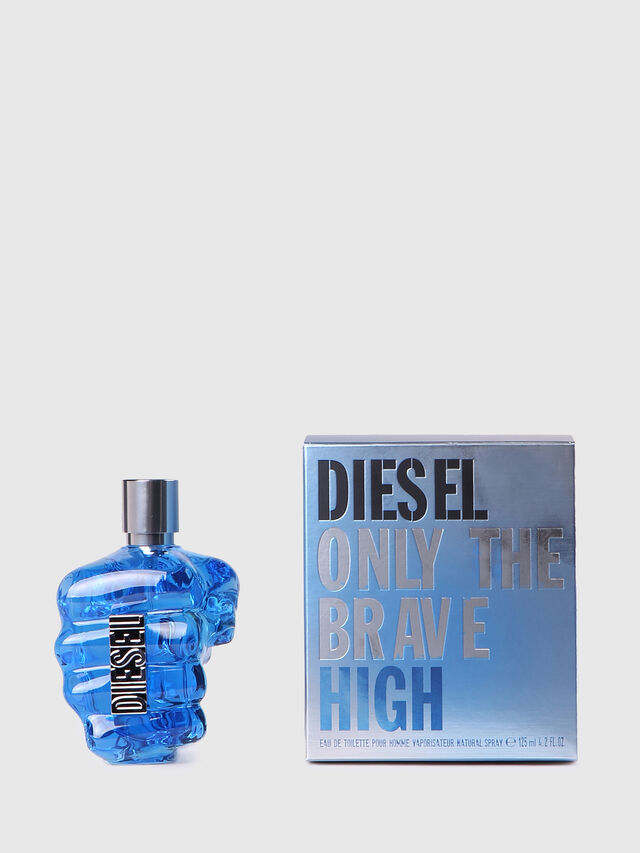 Diesel - ONLY THE BRAVE HIGH  125ML, Blau - Only The Brave - Image 2