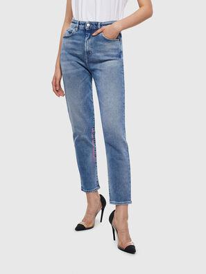 D-Eiselle 0096X, Mittelblau - Jeans