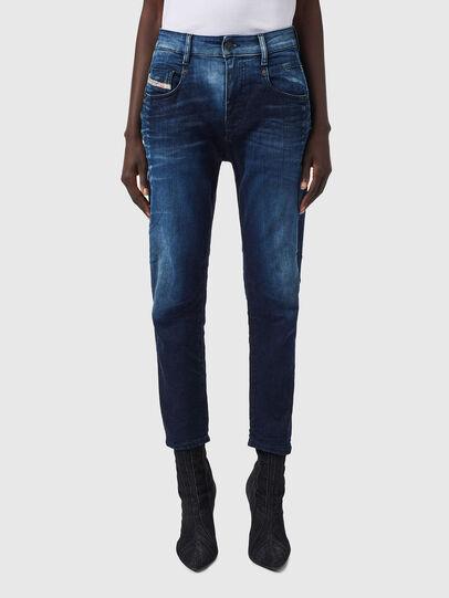 Diesel - Fayza JoggJeans® 069XX, Dunkelblau - Jeans - Image 1