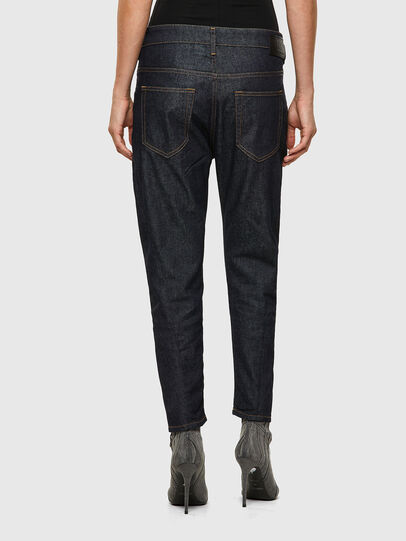 Diesel - Fayza 009HF, Dunkelblau - Jeans - Image 2