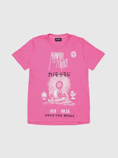 Diesel - TSILYWC, Rosa - T-Shirts und Tops - Image 1
