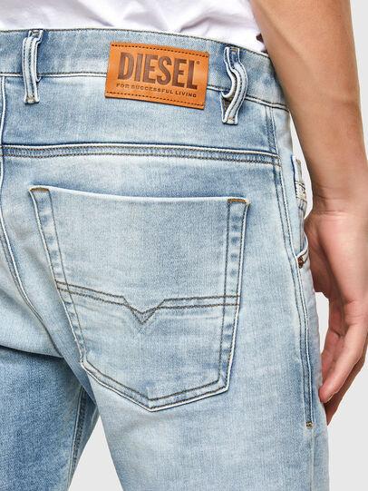 Diesel - Krooley JoggJeans® 069UX, Hellblau - Jeans - Image 4