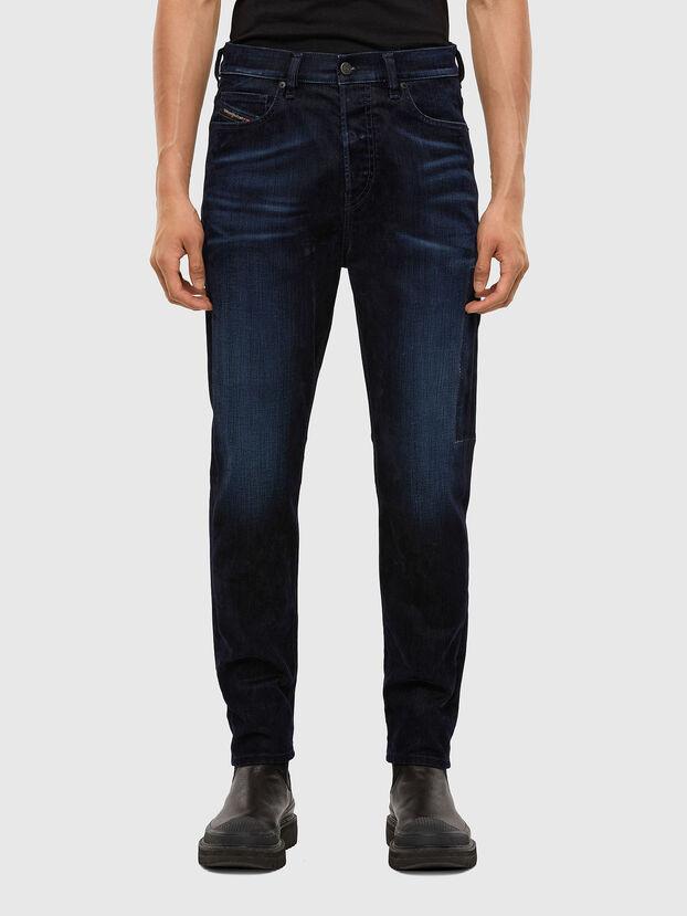D-Vider 009KU, Dunkelblau - Jeans