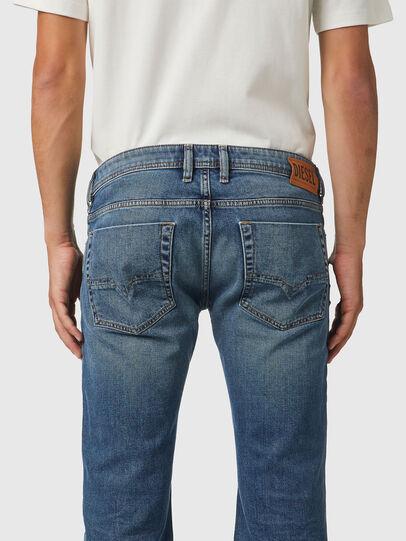 Diesel - Zatiny 009EI, Mittelblau - Jeans - Image 4