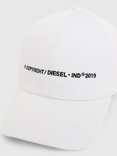 Diesel - CIMAXI, Weiß - Hüte - Image 3