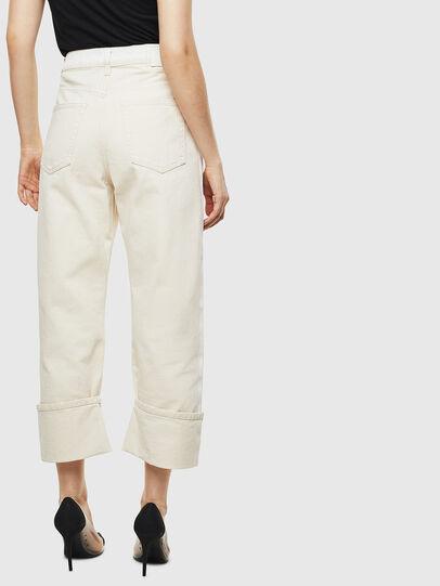 Diesel - D-Reggy 009BB, Weiß - Jeans - Image 2