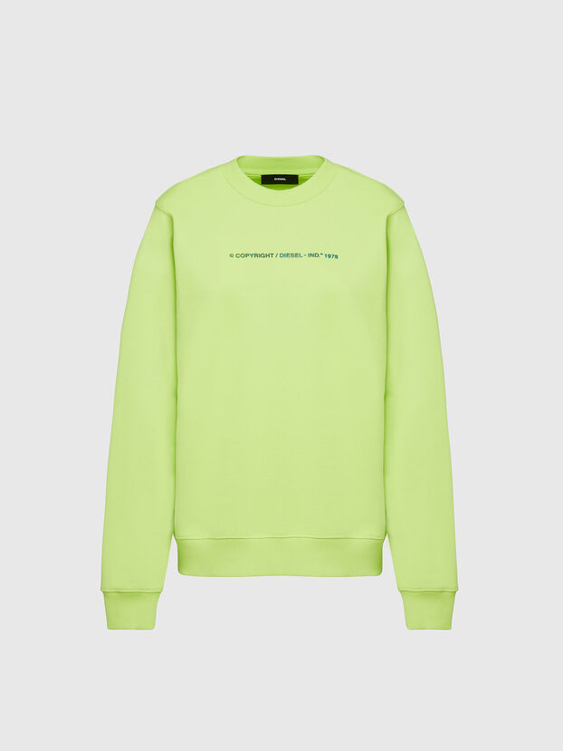 F-ANG-COPY, Neongrün - Sweatshirts