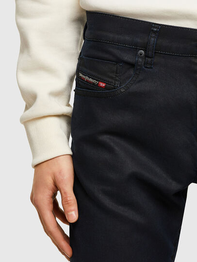Diesel - D-Strukt JoggJeans® 069VG, Dunkelblau - Jeans - Image 4