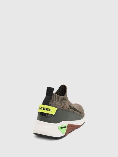 Diesel - S-KB SOCK QB, Olivgrün - Sneakers - Image 5