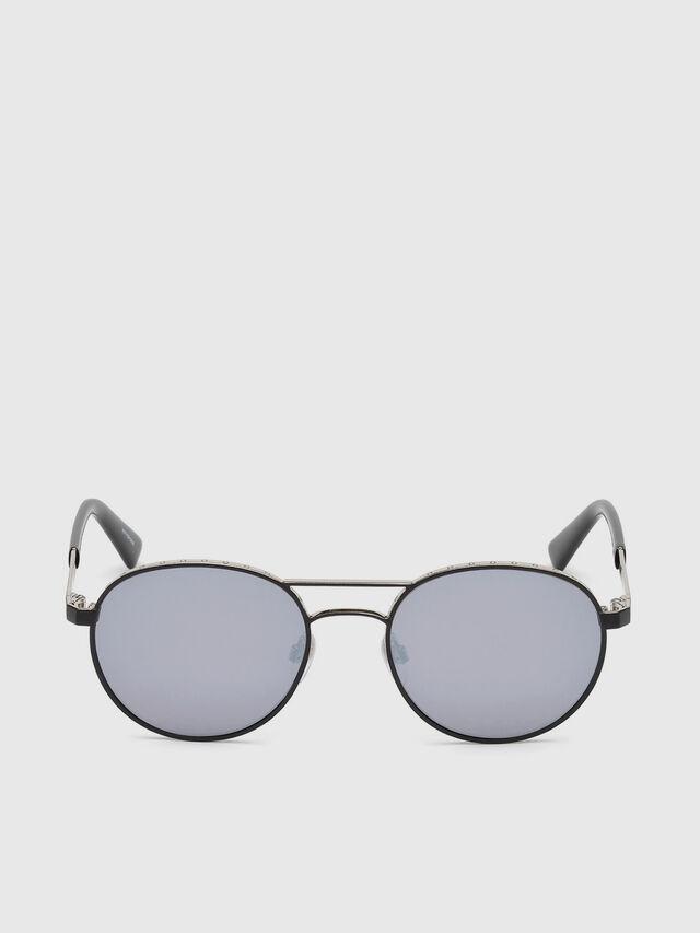 Diesel - DL0265, Schwarz - Sonnenbrille - Image 1