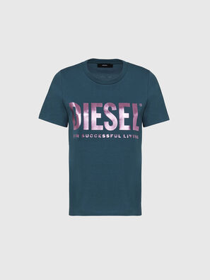 T-SILY-WX, Wassergrün - T-Shirts