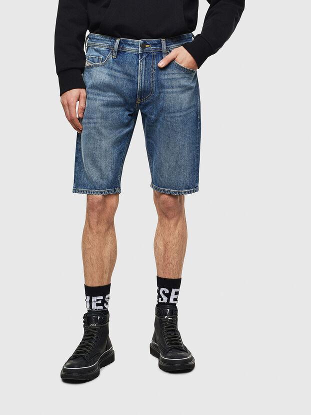 THOSHORT, Mittelblau - Kurze Hosen
