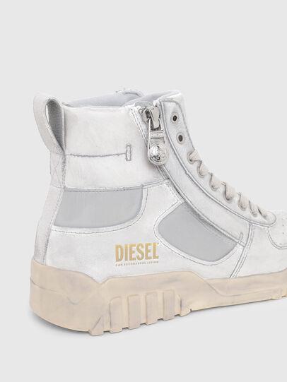 Diesel - S-RUA MID SK, Weiß - Sneakers - Image 4