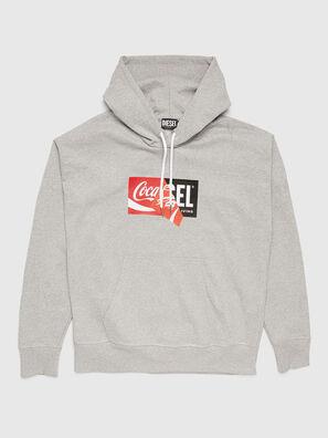 CC-S-ALBY-COLA, Grau - Sweatshirts
