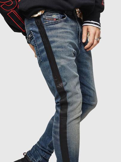 Diesel - D-Amny 069GB, Mittelblau - Jeans - Image 5