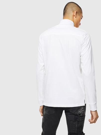 Diesel - T-DIEGO-LS-DOLCE, Weiß - T-Shirts - Image 2