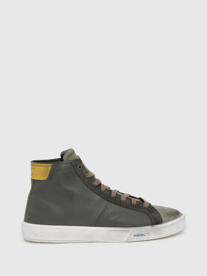 Diesel - S-MYDORI MC, Armeegrün - Sneakers - Image 1