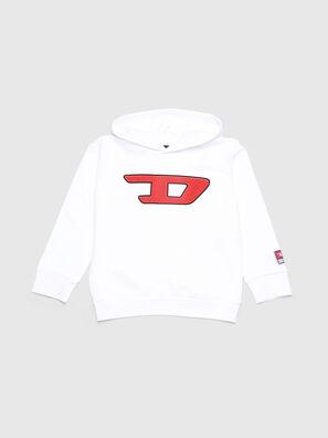 SDIVISION-D OVER, Weiß - Sweatshirts