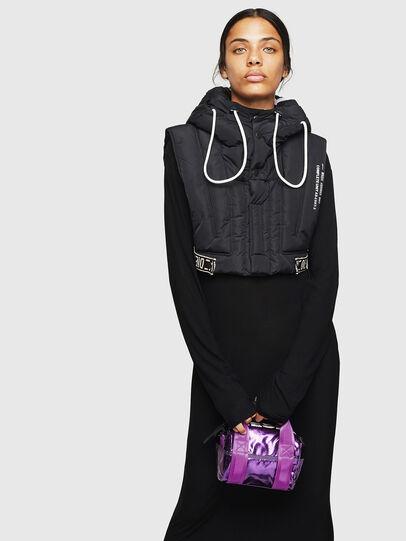 Diesel - F-BOLD MINI, Lila - Satchel Bags und Handtaschen - Image 6