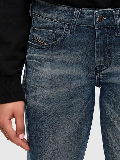 Diesel - D-Ollies JoggJeans 069NM, Mittelblau - Jeans - Image 4