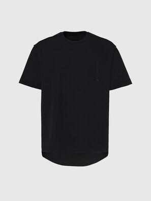 T-ZAFIR, Schwarz - T-Shirts
