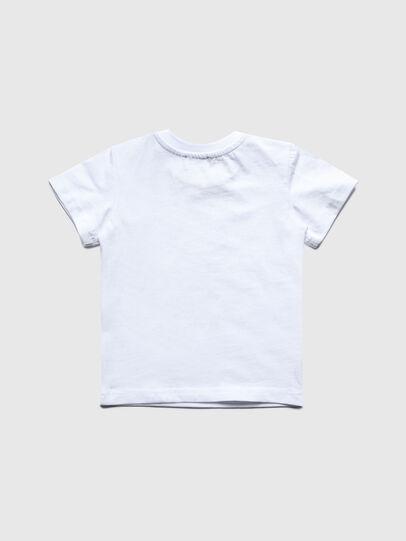 Diesel - TDIEGOS3B, Weiß - T-Shirts und Tops - Image 2