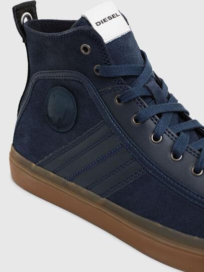 Diesel - S-ASTICO MC LOGO, Blau - Sneakers - Image 4