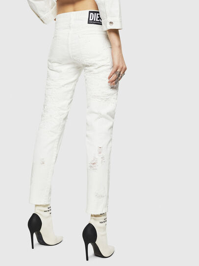 Diesel - D-Rifty 069GY, Weiß - Jeans - Image 2