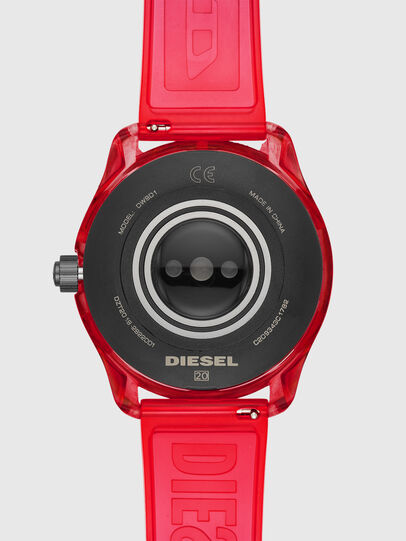 Diesel - DT2019, Rot - Smartwatches - Image 4